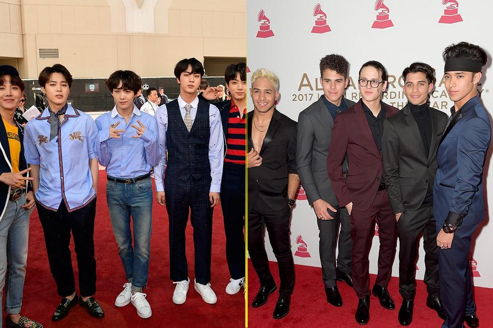 Best boy group of 2018: BTS or CNCO?