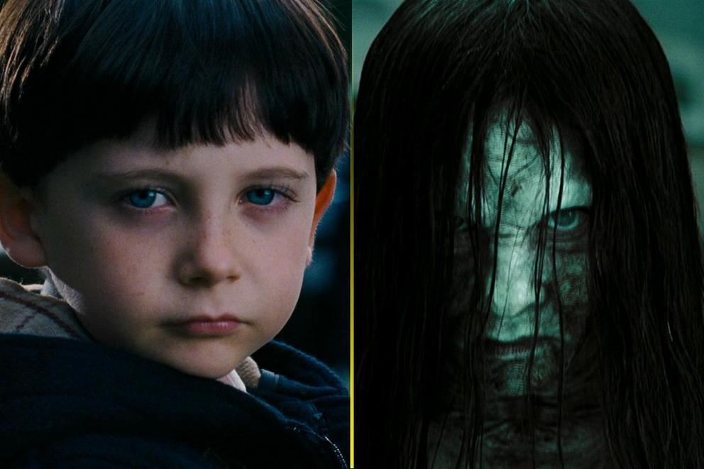 Scariest movie monster: Damien Thorn or Samara Morgan?