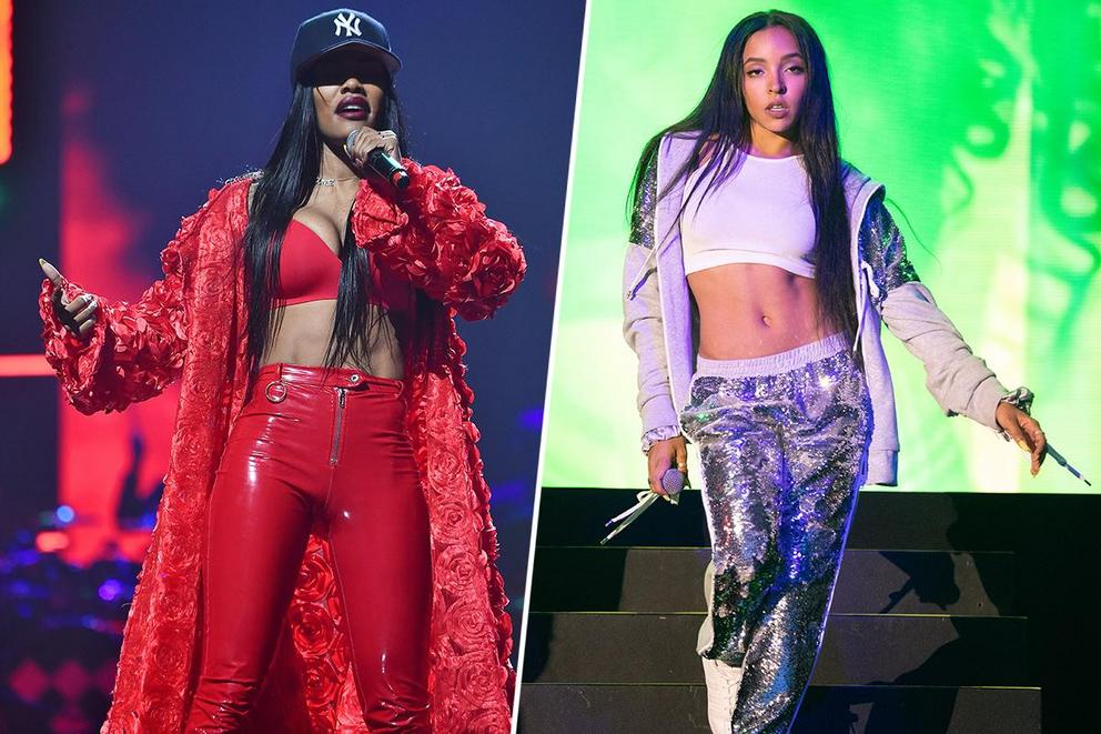 Favorite underrated R&B dancing queen: Teyana Taylor or Tinashe?