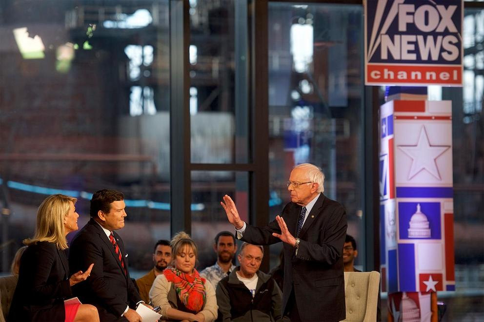 Should Democrats be appearing on Fox News?