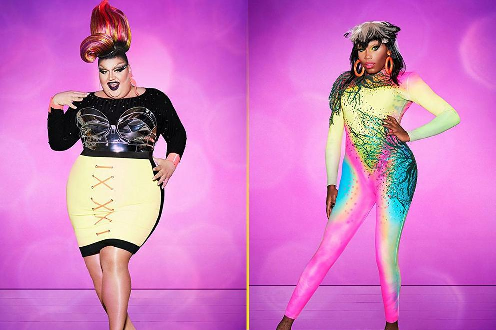 Who should win 'RuPaul's Drag Race' Season 10: Eureka O'Hara or Asia O'Hara?