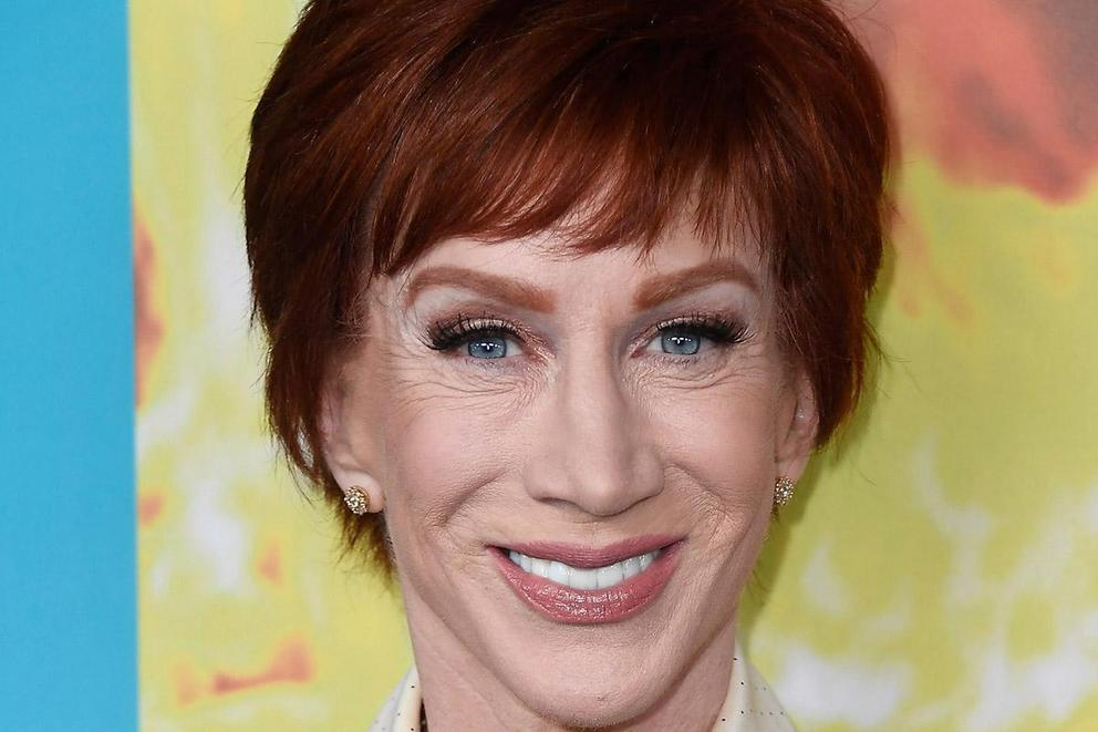 Is it unfair for Kathy Griffin to still be canceled?