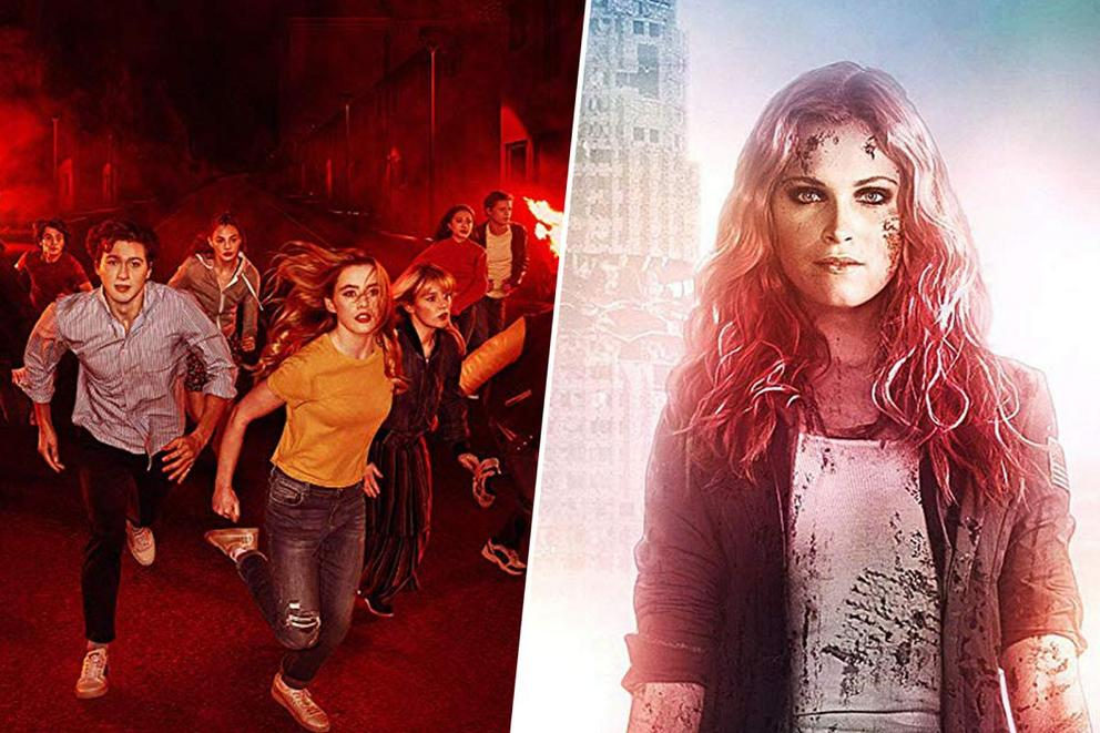 Favorite teen drama: 'The Society' or 'The 100'?