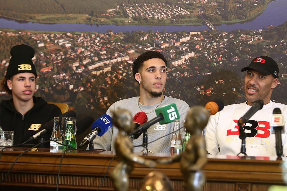 Will LiAngelo or LaMelo Ball ever make it to the NBA?