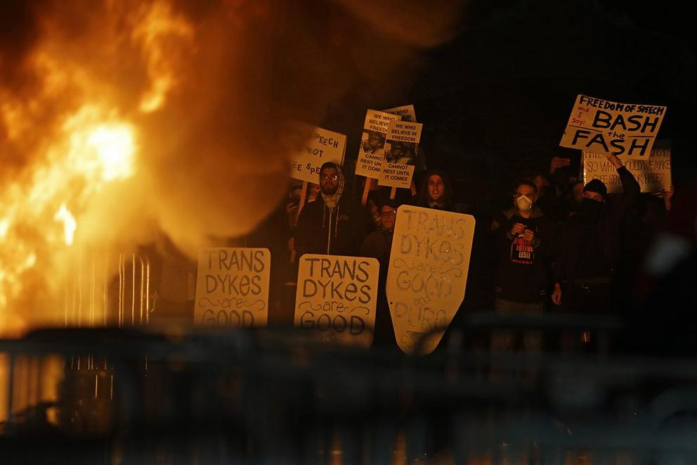 Is free speech under attack at college campuses?