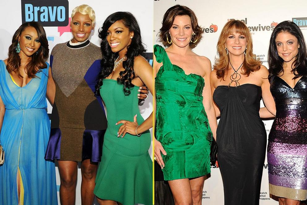 Favorite 'Real Housewives' series: 'Atlanta' or 'New York'?