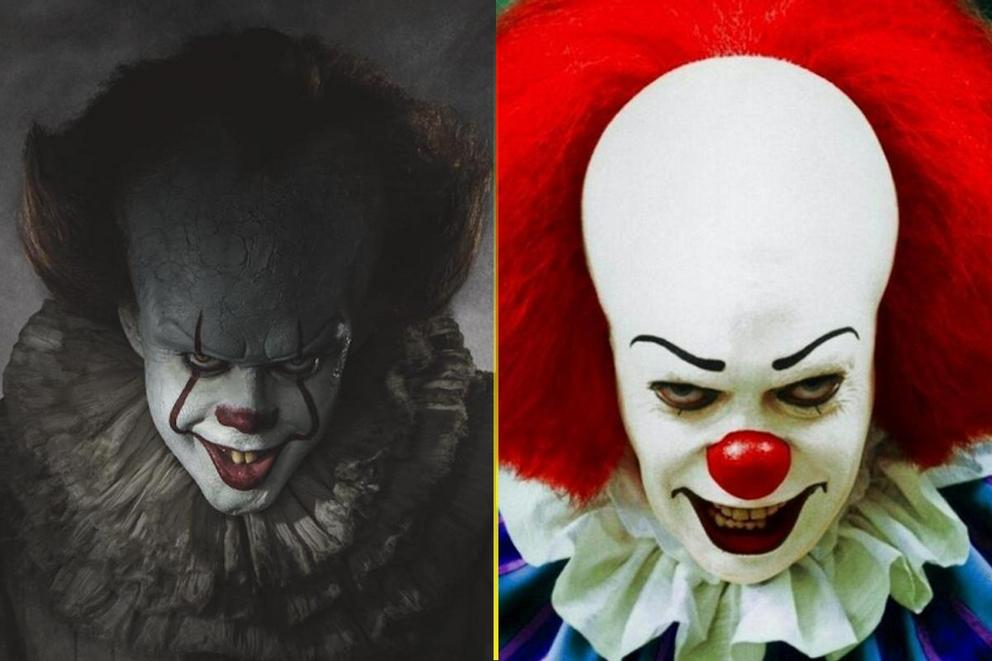Is Bill Skarsgård a scarier Pennywise than Tim Curry?