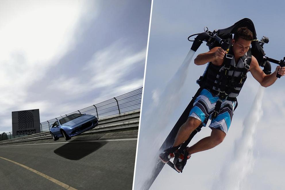 Which future mode of transportation are you most excited for: flying cars or jetpacks?