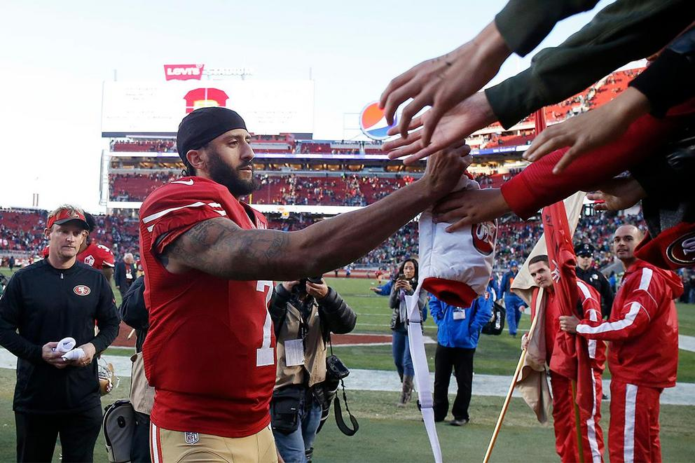 Is Colin Kaepernick a hero?