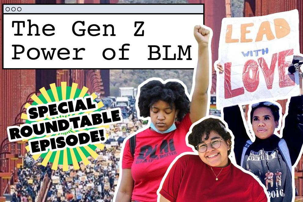 Roundtable discussion: organizing, activism and anti-racism among Gen Z