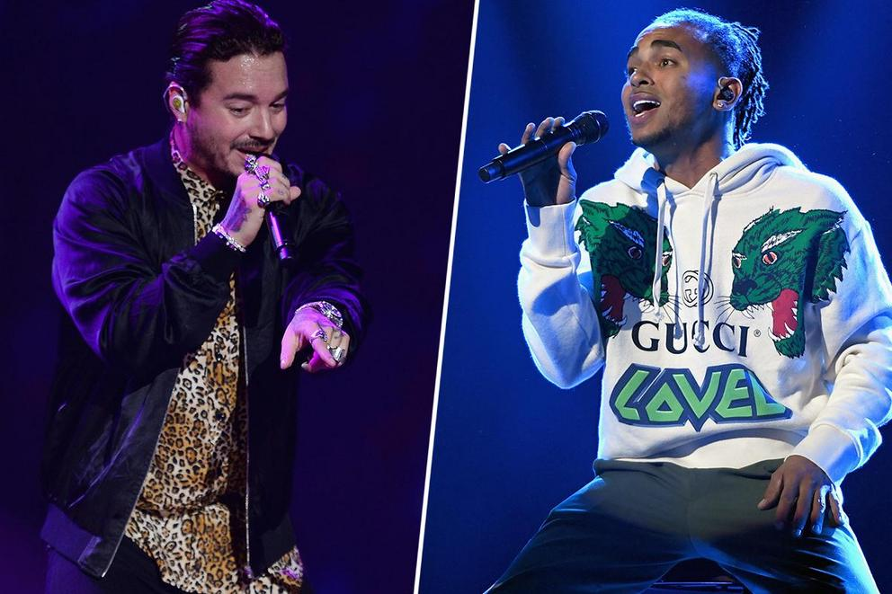 2019 Hot Latin Songs Artist of the Year, Male: J Balvin or Ozuna?