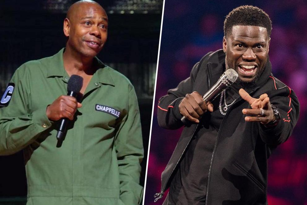 Best Netflix stand-up special: Dave Chappelle or Kevin Hart?