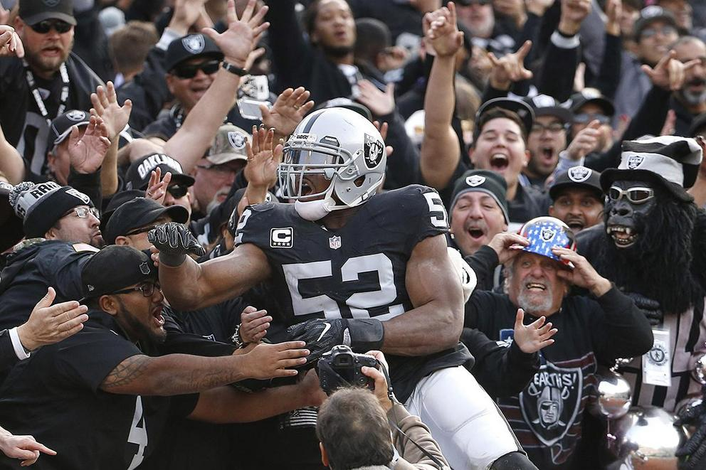 Should the Raiders stay in Oakland?