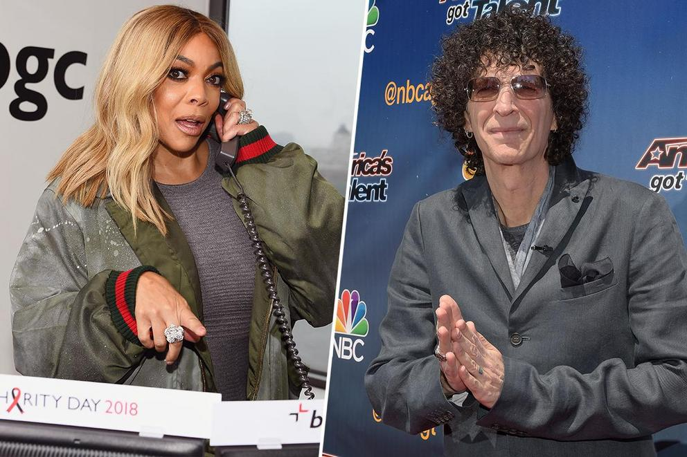 Whose side are you on: Wendy Williams or Howard Stern?