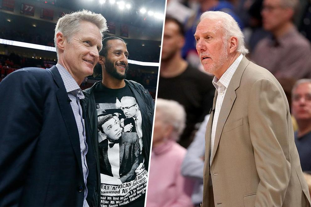 Which NBA coach should run for office: Steve Kerr or Gregg Popovich?