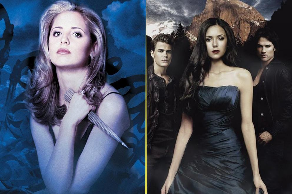 Which is better: 'Buffy the Vampire Slayer' or 'The Vampire Diaries'?