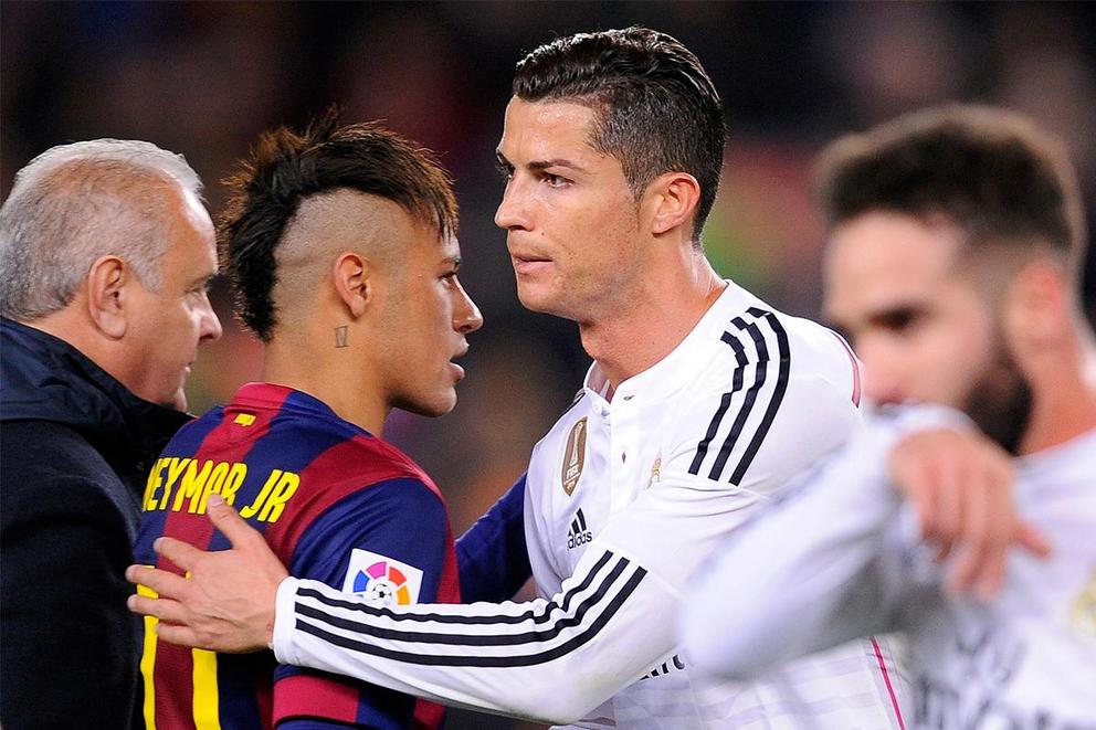 Who is the worst flopper: Neymar or Ronaldo?