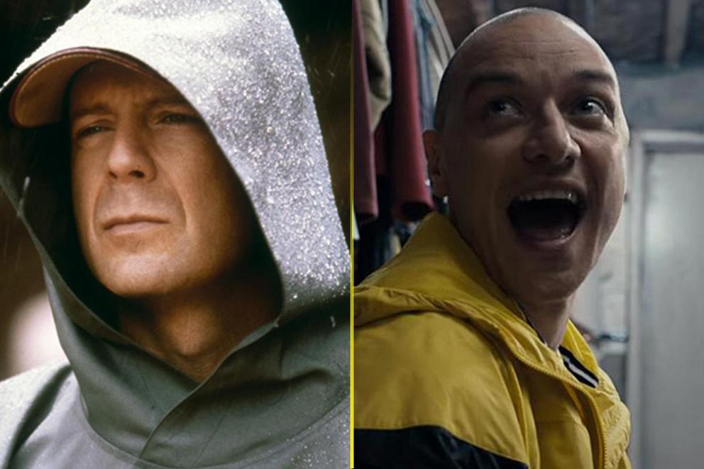 Which M. Night Shyamalan movie is better: 'Unbreakable' or 'Split'?