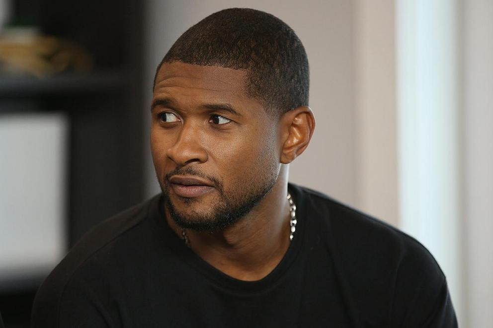 Is Usher's career done?