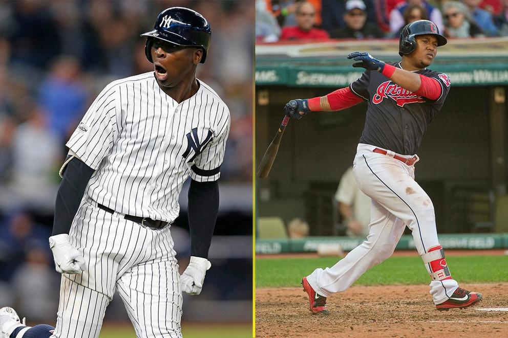 Who wins AL Divisional Series: New York Yankees or Cleveland Indians?