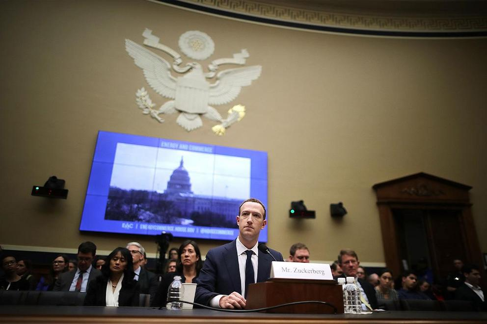 Should the government break up Big Tech?