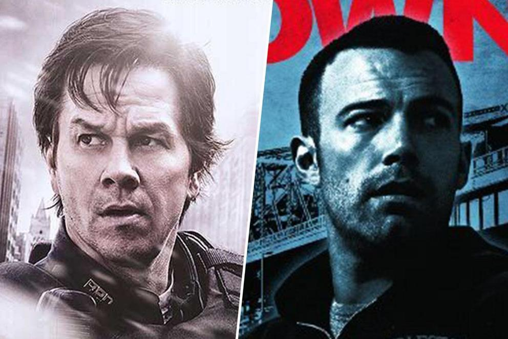 Favorite Netflix throwback: 'Patriots Day' or 'The Town'?
