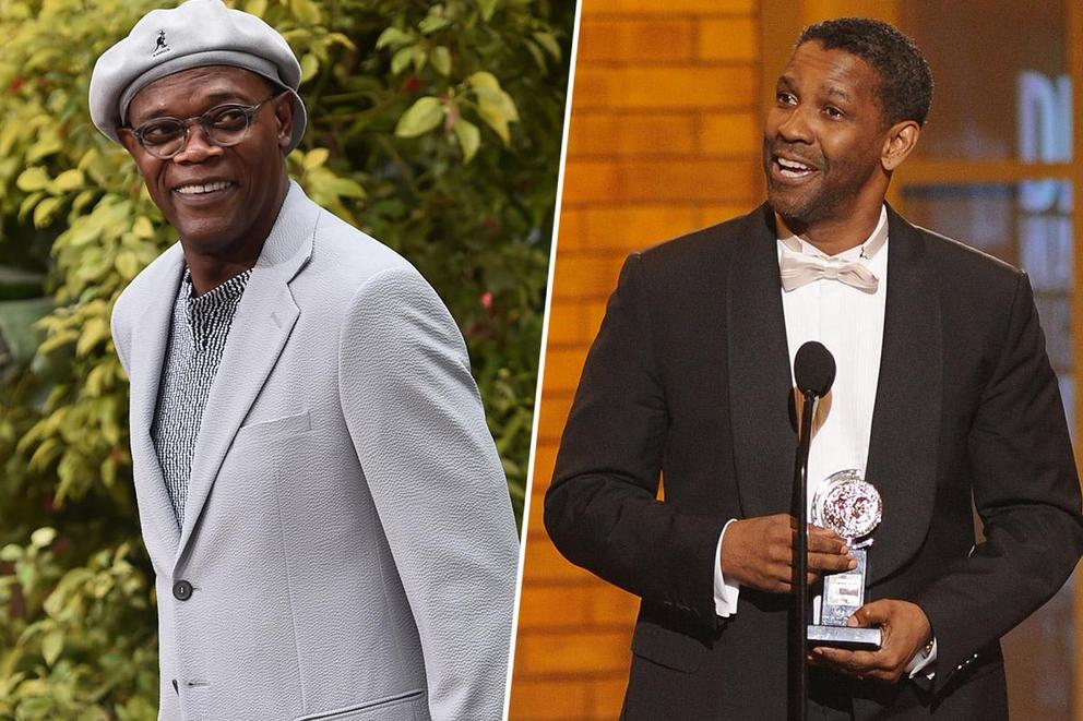 Favorite veteran actor: Samuel L. Jackson or Denzel Washington?