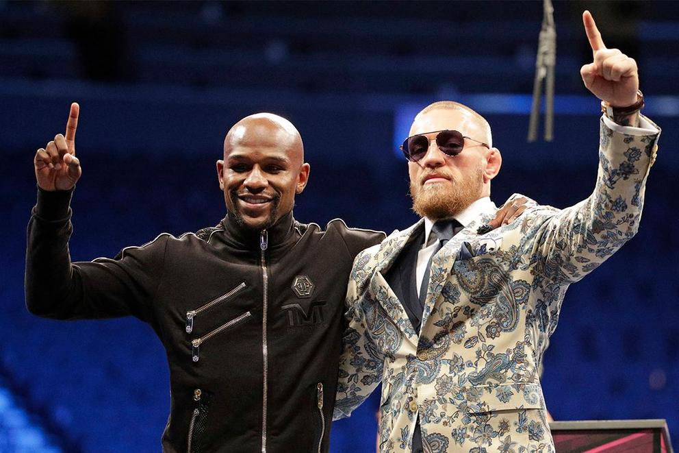 Who would win a Floyd Mayweather-Conor McGregor rematch?