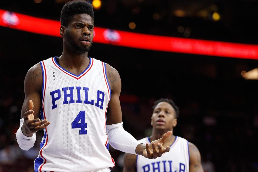 Sixers and StubHub pair for sponsorship: Do logos belong on a jersey?