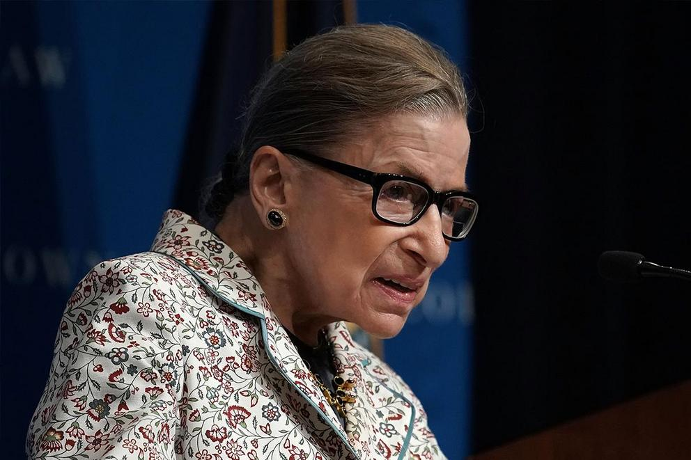 Should Ruth Bader Ginsburg retire?