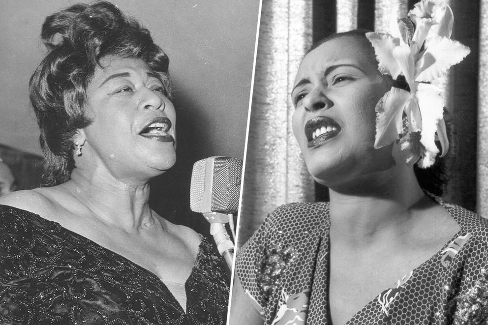 Favorite classic female crooner: Ella Fitzgerald or Billie Holiday?
