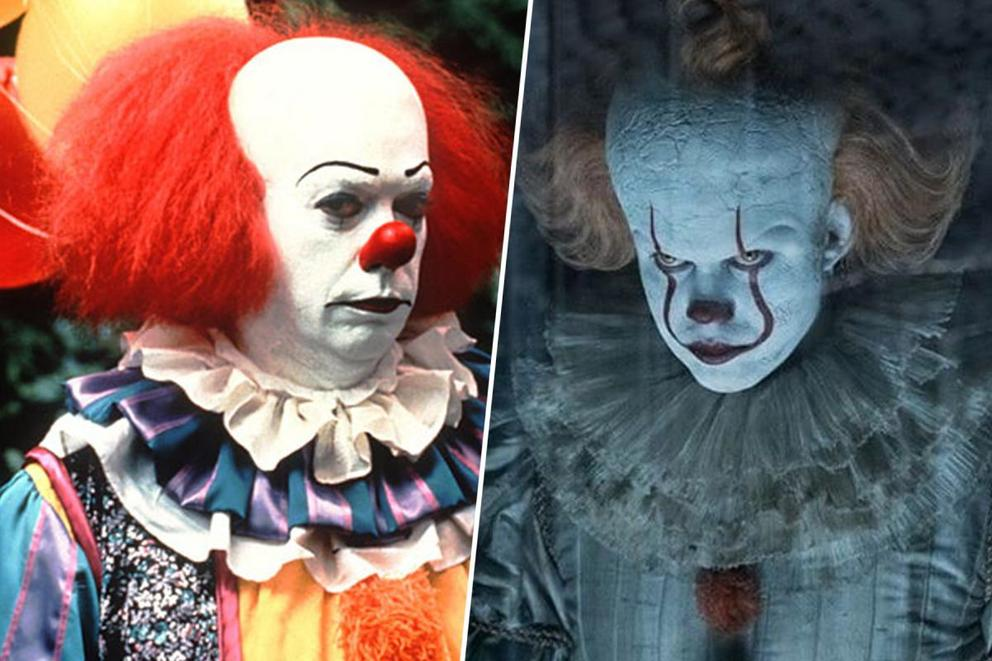 Is Bill Skarsgard a scarier Pennywise than Tim Curry?