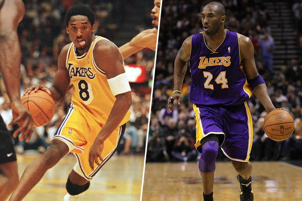 8 or 24: Which form of Kobe Bryant was better?