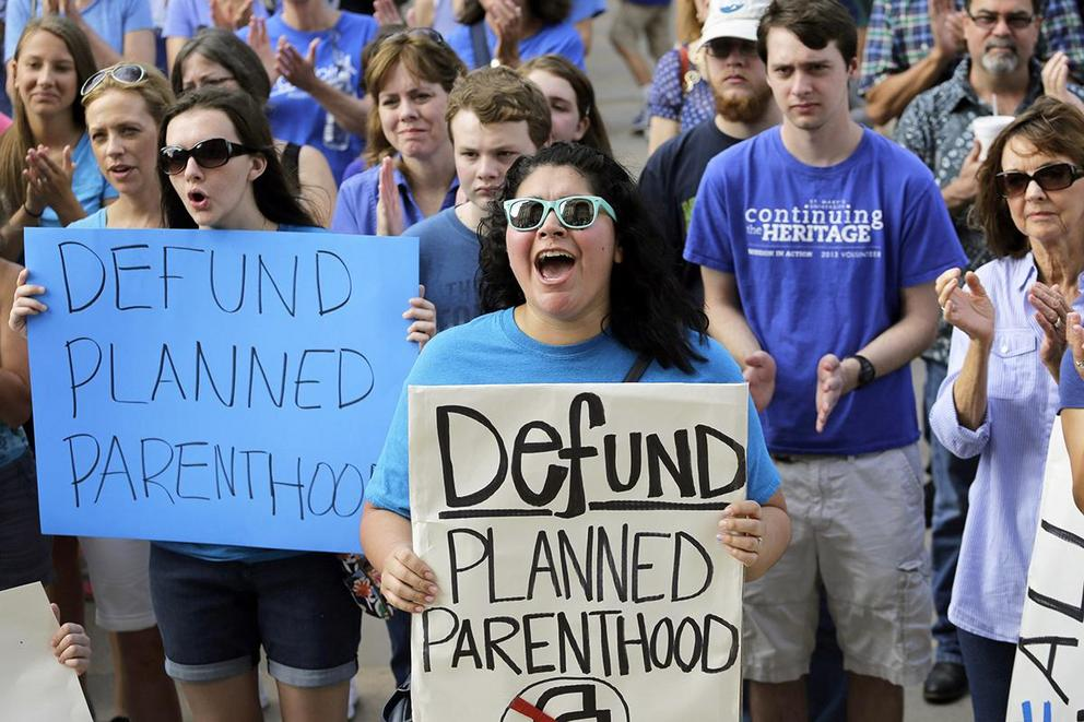 Should the government fund Planned Parenthood?