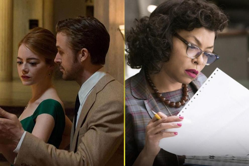 Which blockbuster should win Best Picture: 'La La Land' or 'Hidden Figures'?