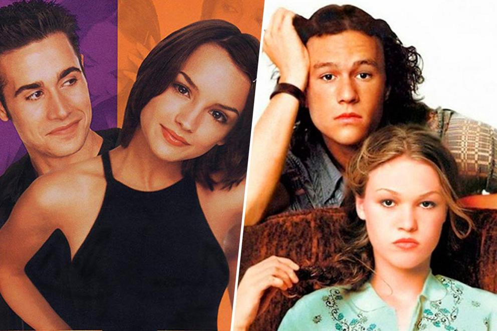 Favorite teen romcom of the late '90s: 'She's All That' or '10 Things I Hate About You'?