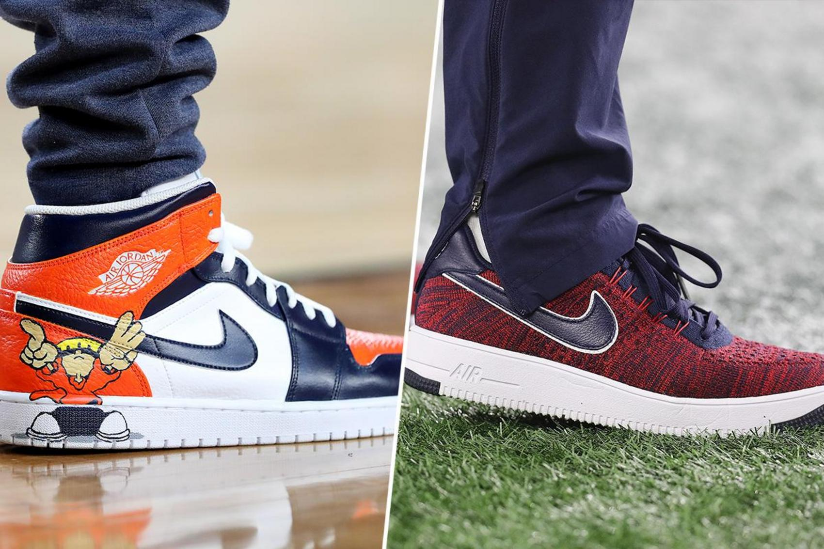 Most iconic sneaker: Air Jordans or Nike Air Force 1? | The Tylt