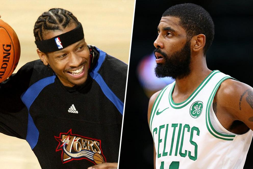 Best 1-on-1 NBA player ever: Allen Iverson or Kyrie Irving?