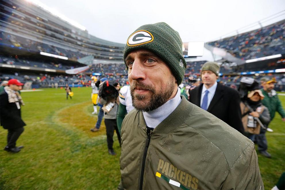 Can Aaron Rodgers save the Green Bay Packers' season?