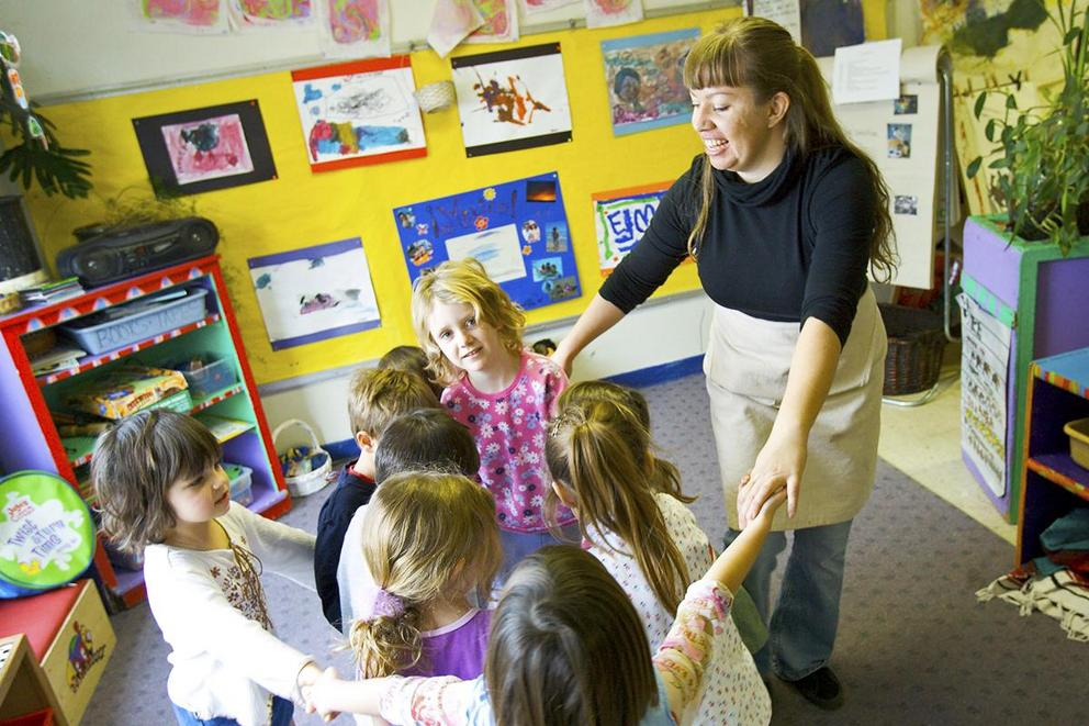Should the government provide free childcare?