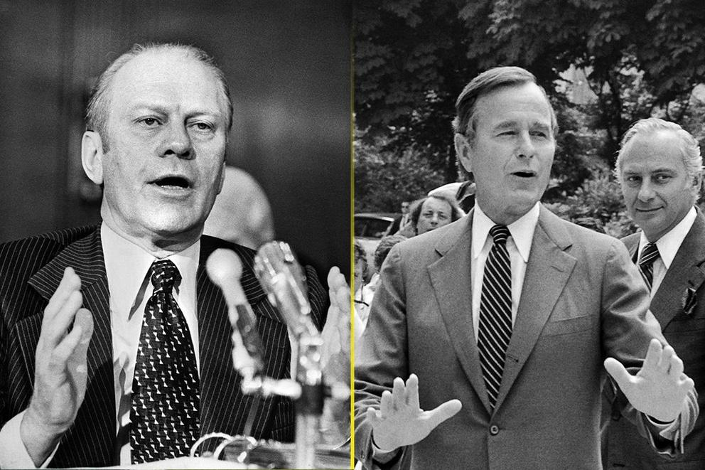 Worst Food Faux Pas: Gerald Ford's tamale or George H.W. Bush barfing?