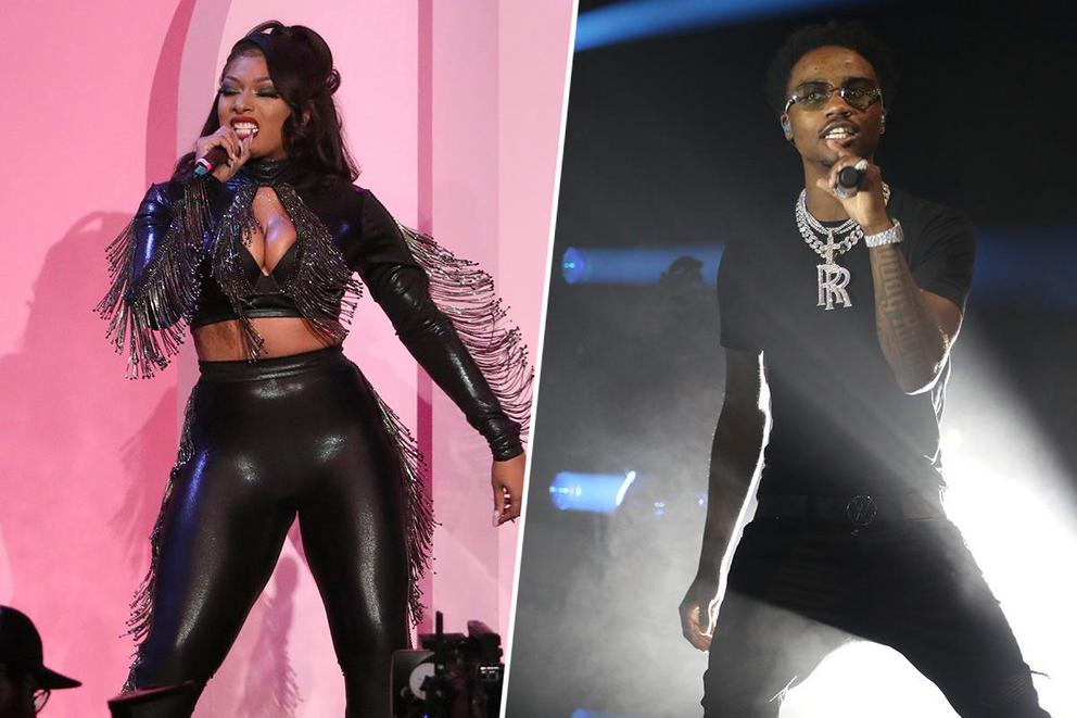 Quarantine playlist must have: Megan Thee Stallion or Roddy Ricch?