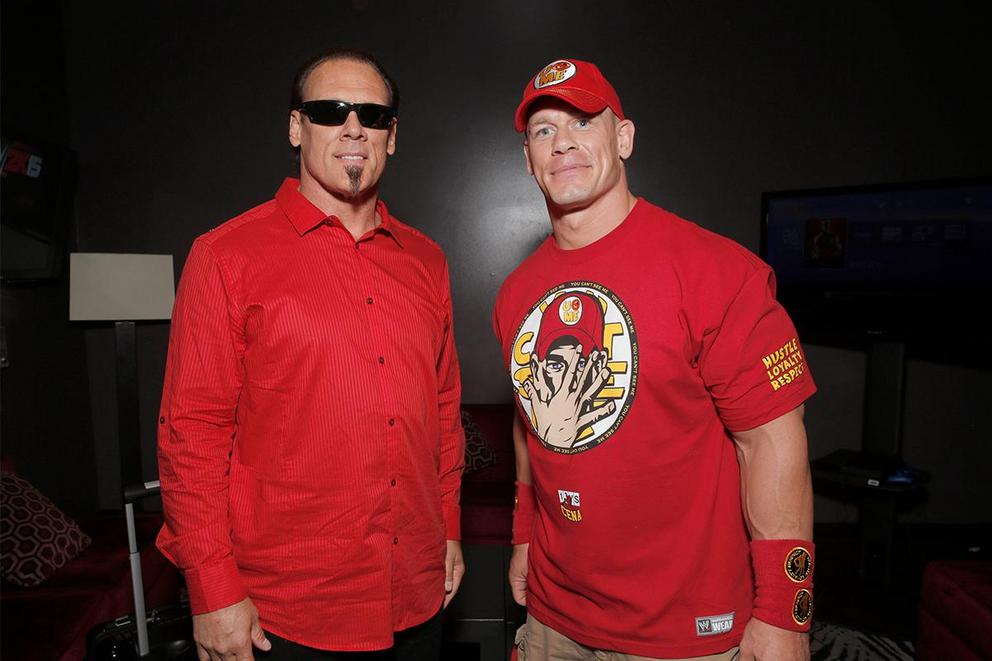 Greatest wrestler of all time: John Cena or Sting?