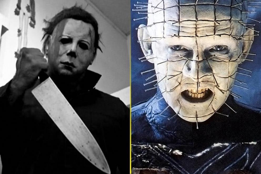 Scariest movie monster: Michael Myers or Pinhead?