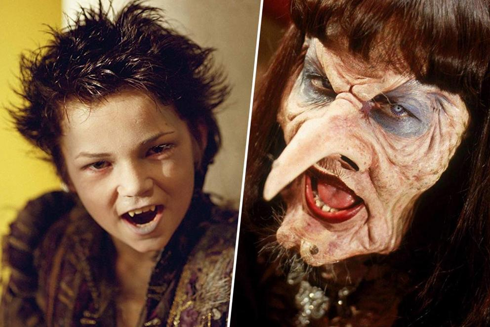 Favorite spooky kids' movie: 'The Little Vampire' or 'The Witches'?