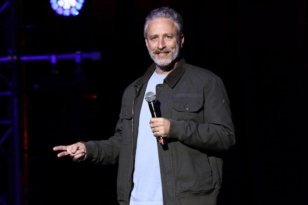 Should Jon Stewart come back for the elections?