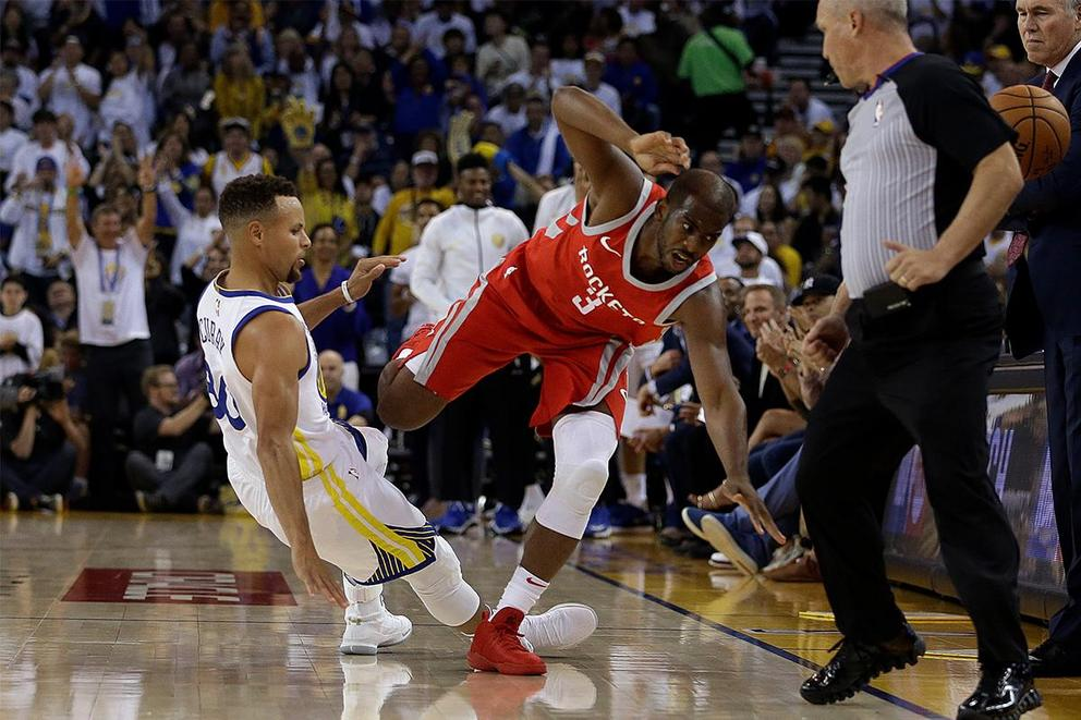 Who will advance to the NBA Finals: Warriors or Rockets?