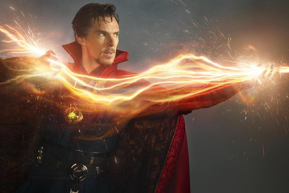 "Some fans aren't happy with the new ""Doctor Strange"" trailer"