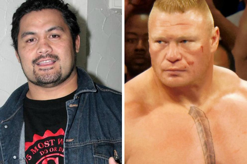 Brock Lesnar and Mark Hunt will face off at UFC 200