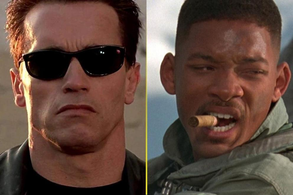 Greatest summer blockbuster: 'Terminator 2' or 'Independence Day'?
